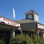 Fairground Cafe, Topsham, Maine
