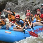Rafting with Crab Apple