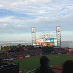 Twilight at the ball game
