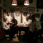 Live Zigeunermusik