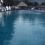 Big pool size