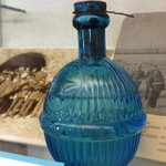 Exhibit - listed as fire extinguisher, lovely bottle for sure