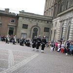 Royal Palace Stockholm Changing of the Guard