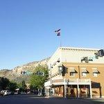 he General Palmer Hotel in Durango