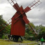 Skansen - windmill