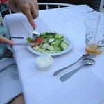 Salad - average