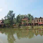 Туристическая деревня