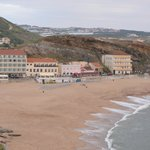 Hotel i plaża