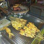 макашница морепродукты гриль