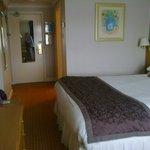 Room 109 - entrance