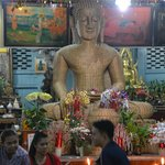 Ein ganz besonderer Buddha