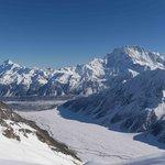 Southern Alps, Mt. Cook et al.