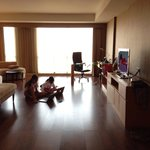 Type kamar executive, sangat lapang dan luas untuk keluarga