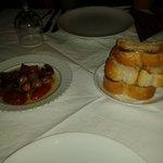 Pomodori grigliati e olive