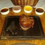 Bistecca con 4 salse
