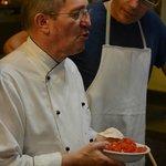 Chef P. Monti