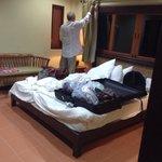 Master bedroom Villa 300