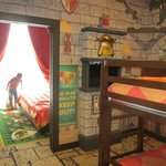 Bunk Bed in the Kingdom theme