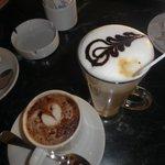 кофе пауза