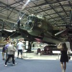 Impressive Lancaster Bomber