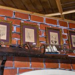 Brazenhead, pic from dining rooms wall