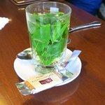 duftender Tee aus Minze