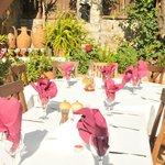 Alfresco Courtyard