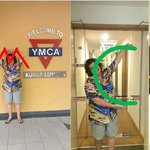 It's fun to stay at the YMCA!