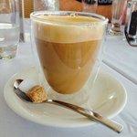 Coffee - no room for dessert