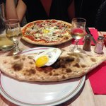 Pizza calzone & campagnarde