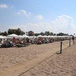 crystal tat beach resort and spa the beach area