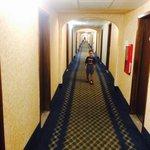 Long long long hallway