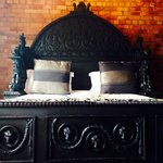 Gothic bed