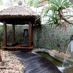 Banyan Tree Cottage Bathroom