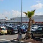 Parcheggio e struttura