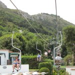 Anacapri chair lift