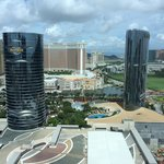 Cotai view at room 2802