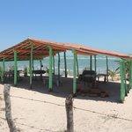 Praia Pontal de Maceió - Fortim, Ceará, Brasil