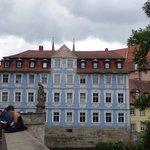 Bamberg, il centro storico.