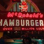Old McDonalds sign