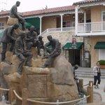 le monument du port