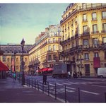 Отель и Лувр