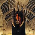 Gerard Quenum's L'Ange Sculpture
