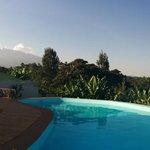 View on Mont Meru
