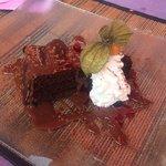 Chocolate Cake dessert....yummy...