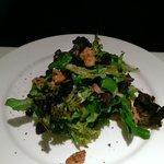 Artisan greens salad