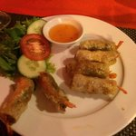 Spring roll osso