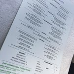 WET menu