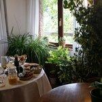 Salón de desayuno