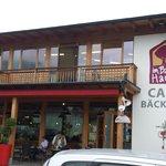 Kurtis Cafe Im Baumhaus